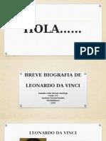 LEONARDO DA VINCI 2018.pptx