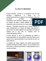 EL EFECTO MEISSNER
