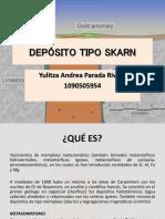DEPÓSITO TIPO SKARN