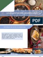 Cocina sudamericana falta contenido