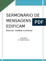 SERMONÁRIO DE MENSAGENS QUE EDIFICAM - Modificado por Avelar