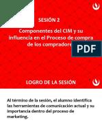 CIMs Sesión 2 2020-01