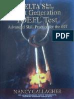 Delta Key to the TOEFL IBT