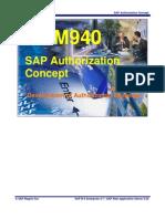 CA940-Development Authorization Concept