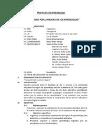 PROYECTO DE APRENDIZAJE I.E DÍA DEL LOGRO.docx