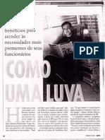 Como uma luva - Dec1999 - Revista Talento