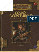 Codex Aventureux