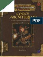 Codex Aventureux