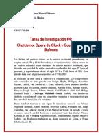Asignación#4 Clasicismo, Gluck. Arnaldo Rodríguez.