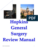 Attia General Surgery Review Manual