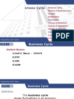 Lecture 12  Business Cycle