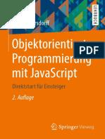 2018 Book ObjektorientierteProgrammierun