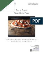 Pizza Stone Pizza