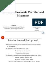 AEC_11_EconomicCorridor_UAungMyint