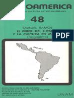 Ramos S., El perfil del hombre y la cultura en Mexico (fragmento)(48_CCLat_1979).pdf