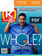 Kerygma Magazine 2010 - November Edition