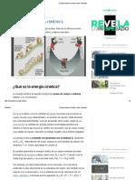 Energía Cinética_ Concepto, Tipos y Ejemplos.pdf