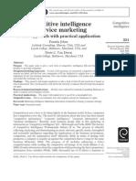 Competitive_intelligence & Marketing