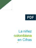 La niñez colombiana en cifras
