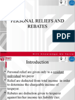 Topic 8- PERSONAL RELIEFS AND REBATES.pptx
