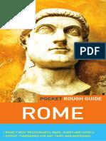 Pocket Rough Guide Rome (2011).pdf