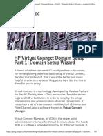HP Virtual Connect Domain Setup - Part 1_ Domain Setup Wizard – Juanma's Blog
