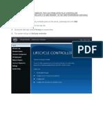 Hardware Diagnostics TSR Log Collection Procedure