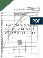Yacimientos Con Empuje Hidraulico_Universidad Del Zulia