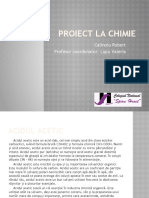 chimie proiect 1