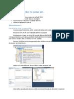 TP 2 Model SQL