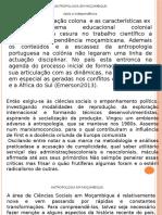 Antropologia em Mocambique