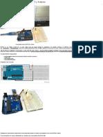 Comunicación serial entre MATLAB y Arduino