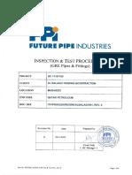 Future Pipe Test Procedures