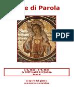 Sete di Parola - IV Settimana di Pasqua - Anno A.doc