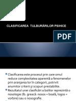 clasificarea tulb psih4