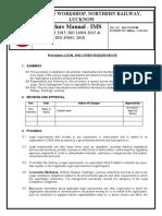 8. Procedure - Legal Requirements