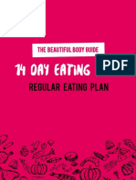 Regular+14+Day+Eating+Plan+-+The+Beautiful+Body+Guide