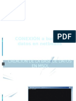 conexinabasededatosennetbeans-090610120234-phpapp02