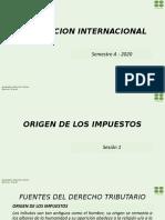 TRIBUTACION INTERNACIONAL.ppsx