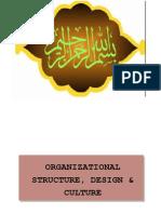 (10) Org Str & design