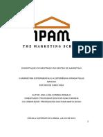 Dissertação Mestrado - Marketing Experimental.pdf