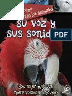¿Cómo Usan Los Animales Su Voz y Sus Sonidos by Lynn M. Stone 2012.pdf