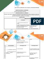 Anexo 3. Matriz DOFA y Problemática de La Empresa.