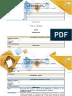 Anexo - Fase 3 - Diagnóstico Psicosocial en El Contexto Educativo