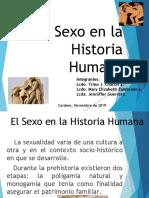 Sexo en la historia