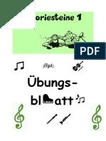 Übungsblatt_Violinschlüssel