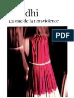 Gandhi-La Voie de La Non-Violence(1958