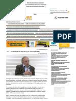 A refundação da imprensa, por Jânio de Freitas*   Política Livre