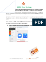 Guía ZOOM Cloud MeetingsTutorial5