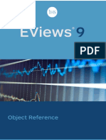 EViews 9 Object Ref.pdf